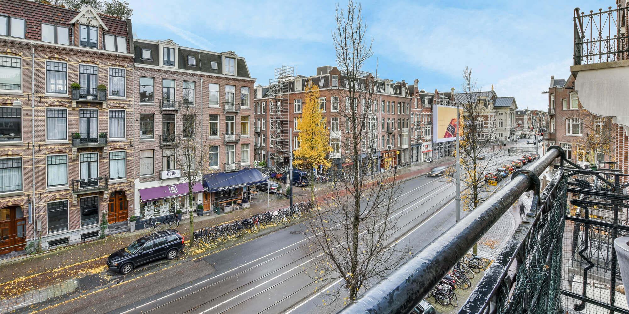 Van Baerlestraat Amsterdam Oud-Zuid