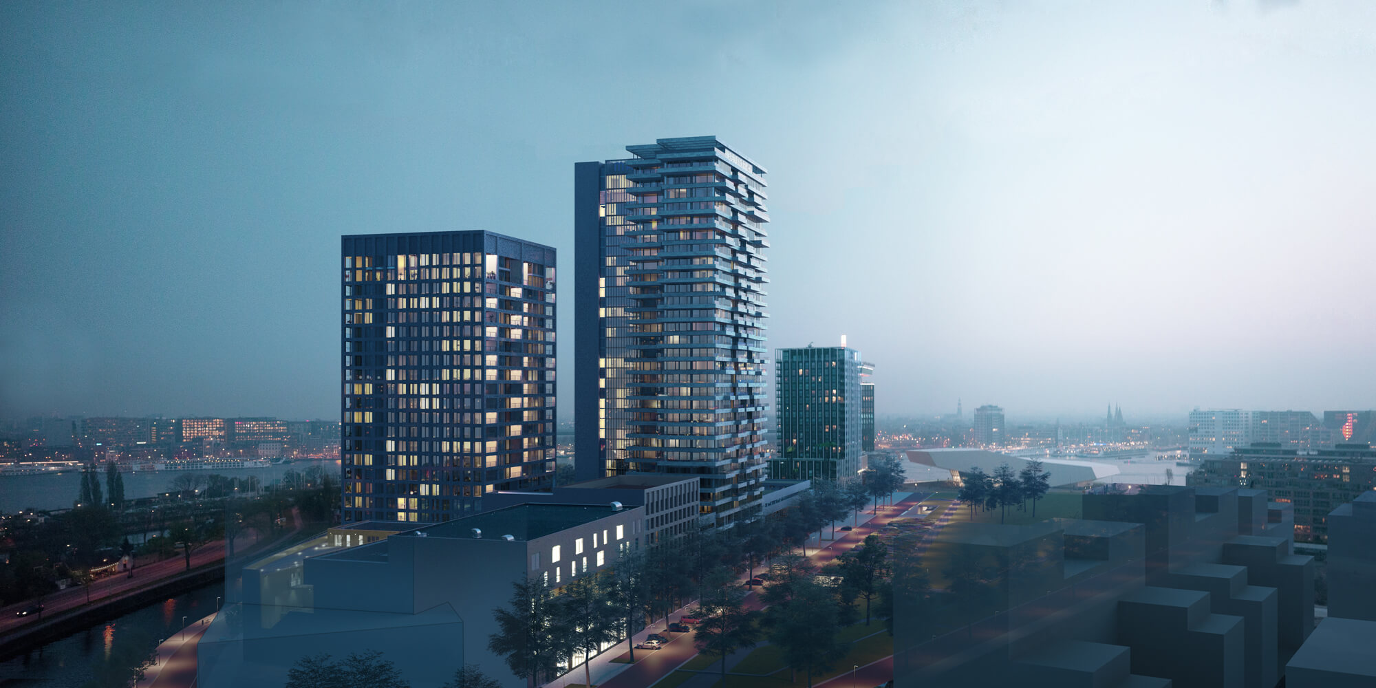 Project BOLD Amsterdam-Noord
