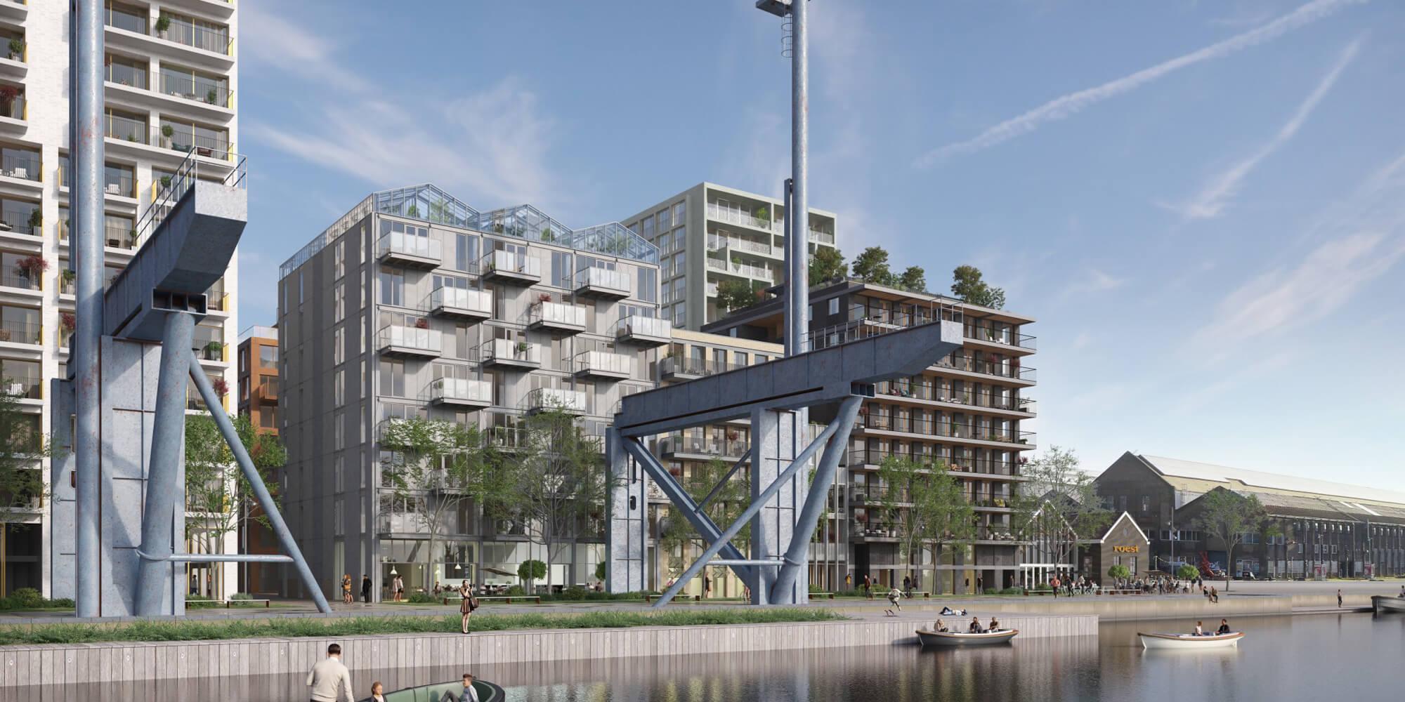 De Hout & De Vijzel Oostenburg Amsterdam
