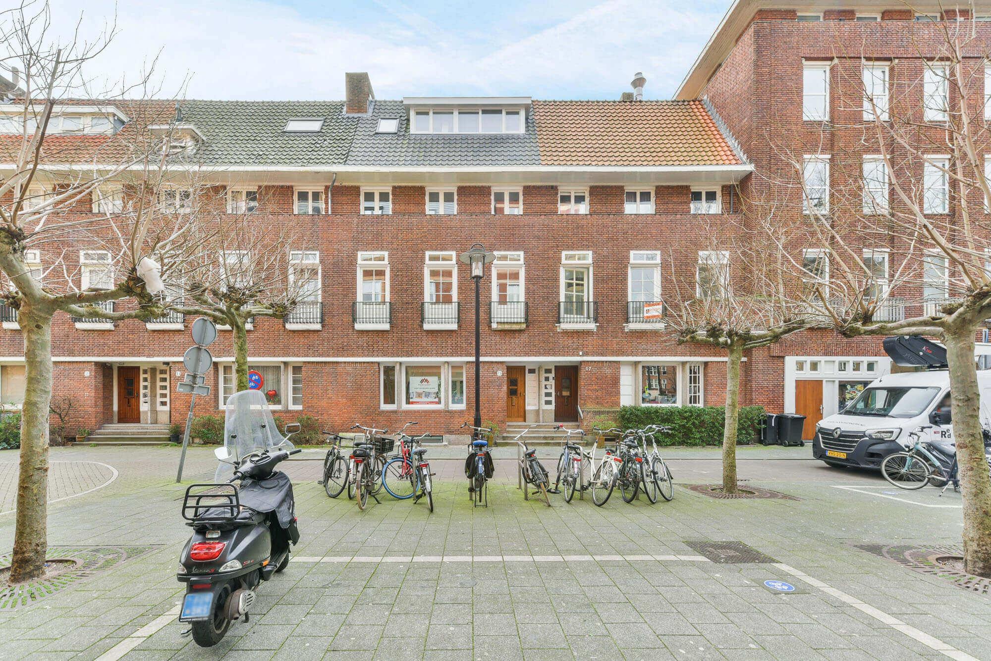 Brahmsstraat 15 I Amsterdam