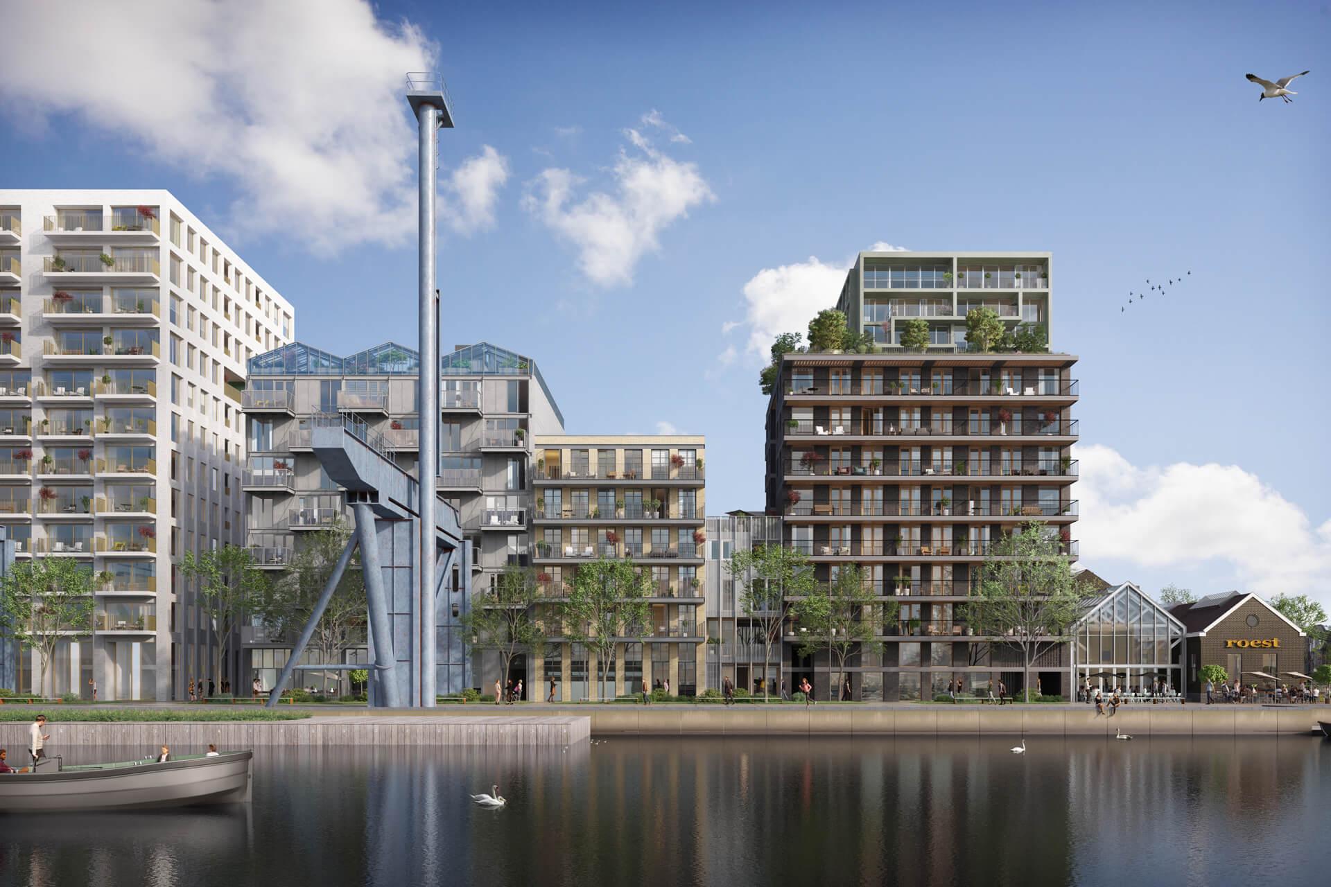 De Hout Oostenburg Amsterdam